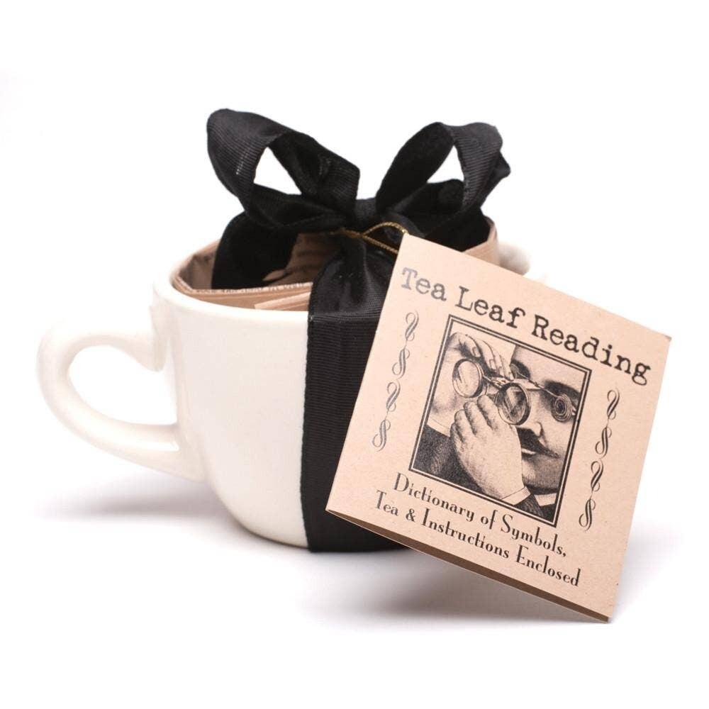 Tea Leaf Reading Set