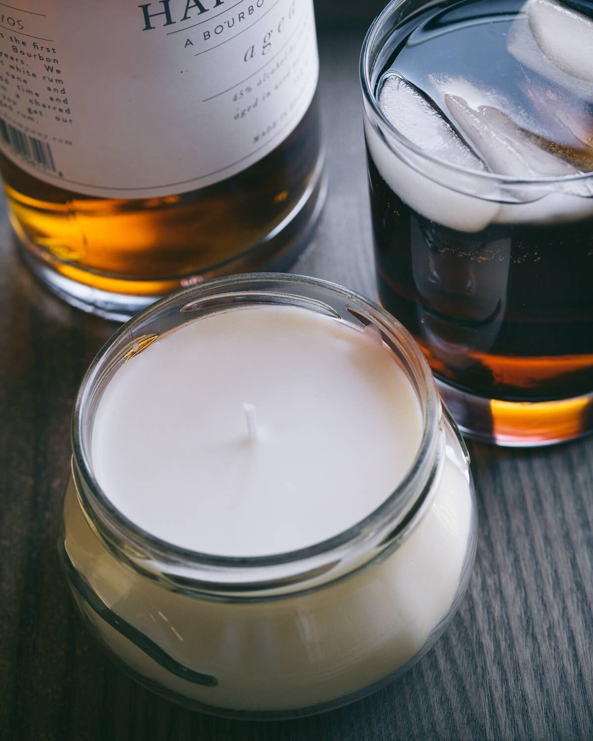 Bluegrass Bourbon Candle