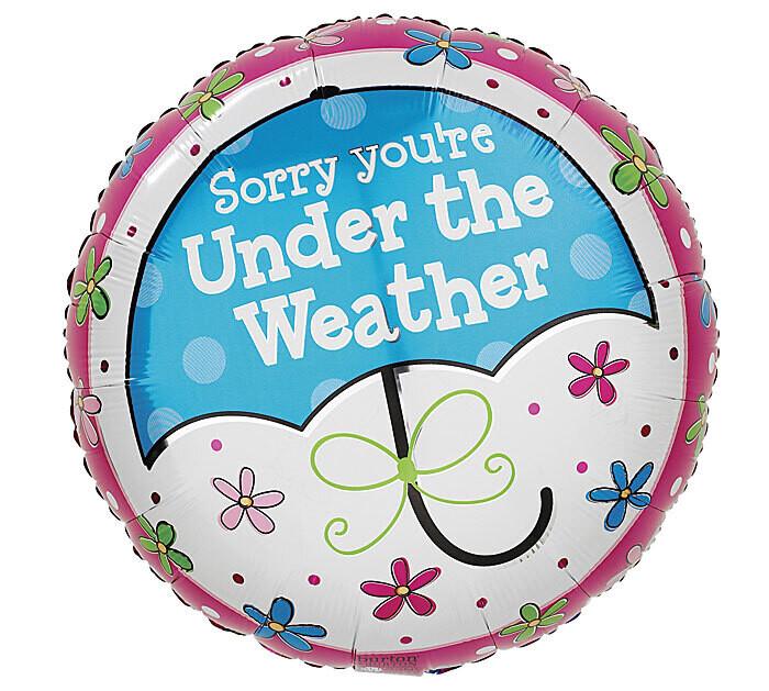 Splish Splash Sorry You're Under The Weather Balloon
