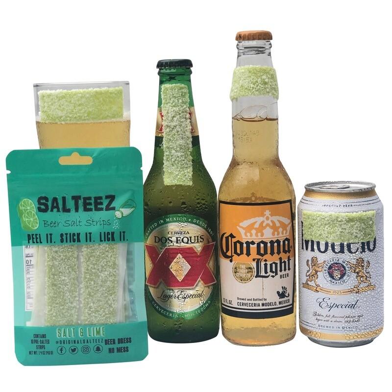 Salteez Beer Salt Strips