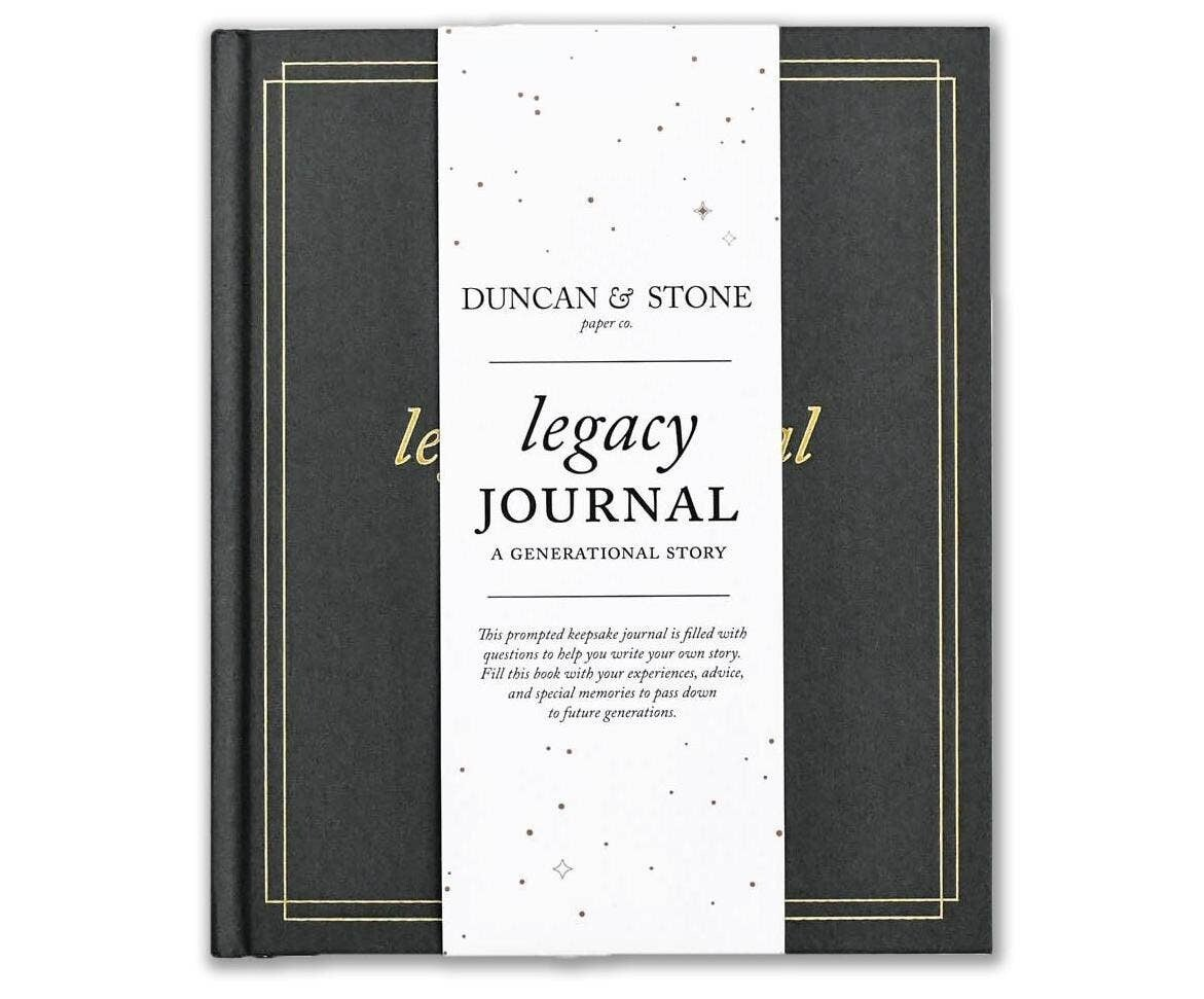 Legacy Journal: A Generational Story