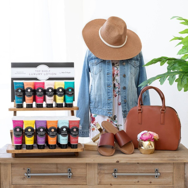 Mix-o-logie Scented Hand & Body Lotion