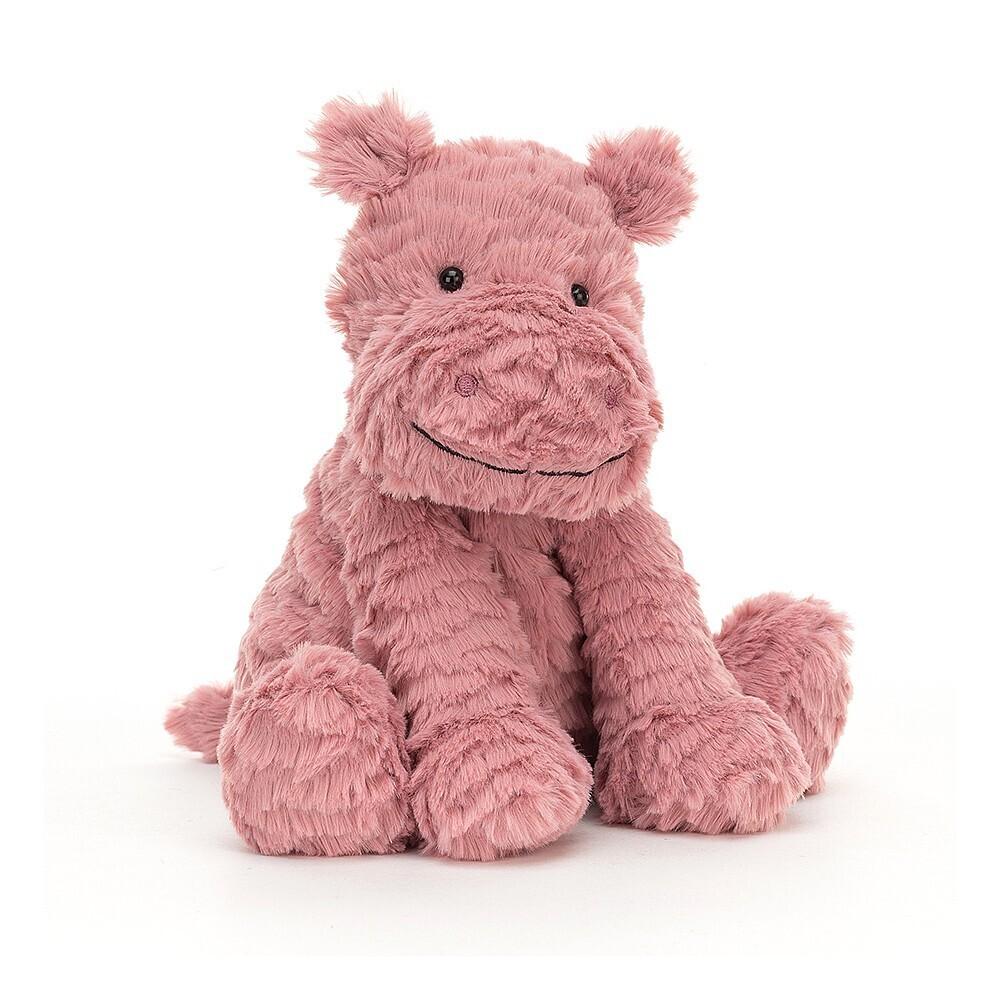 Fuddlewuddle Hippo Plush