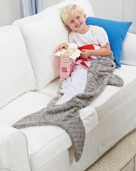Shark Blanket/Sleeping Bag