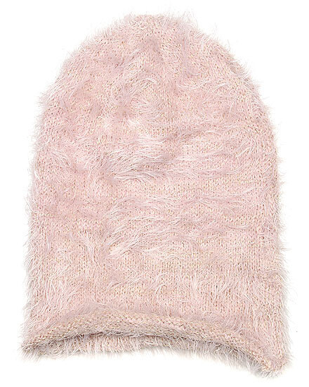 Fuzzy Winter Cap
