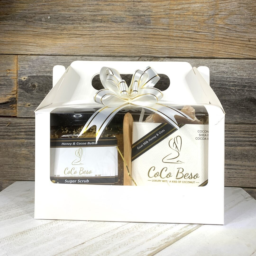 Coco Beso Holiday Gift Set
