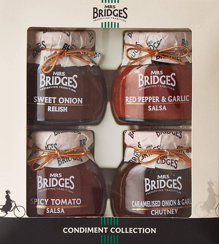 Mrs. Bridges Condiment Collection