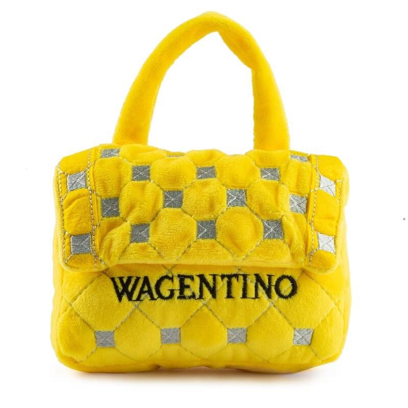 Wagentino Handbag Dog Toy