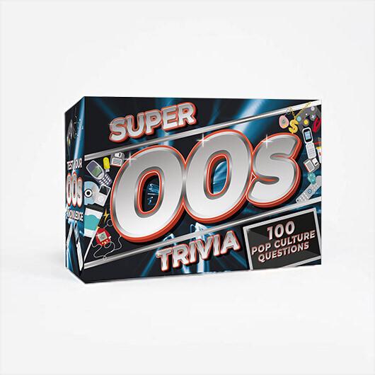 Super 00's Trivia Game