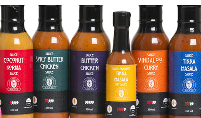 East India Sauces