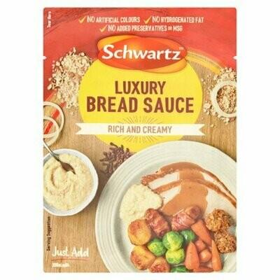 Schwartz Sauce Mixes