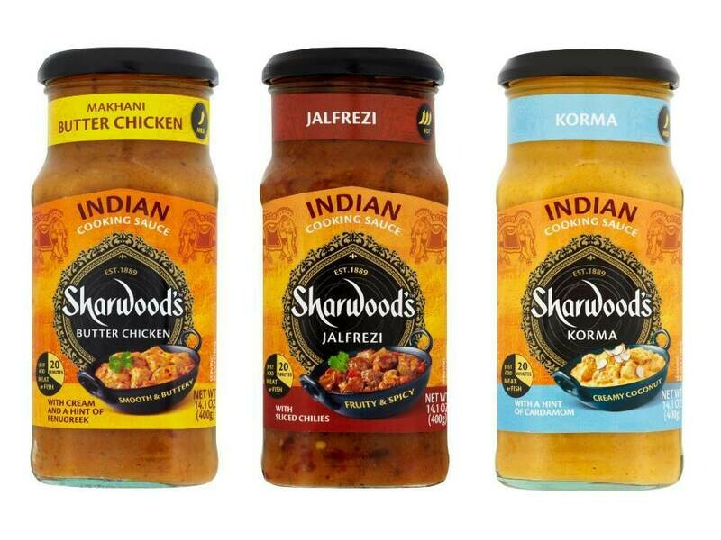 Sharwoods Sauces