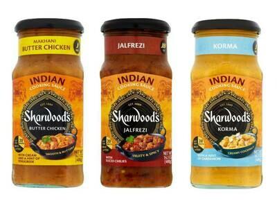 Sharwoods Sauces