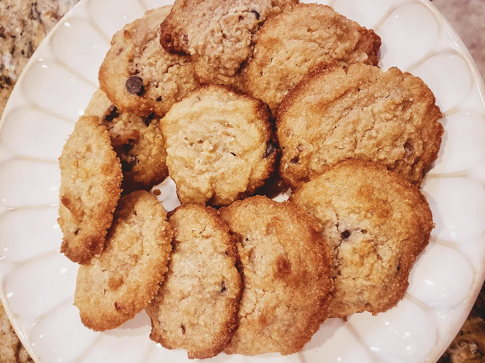 Famously Chocolate Chip Cookies