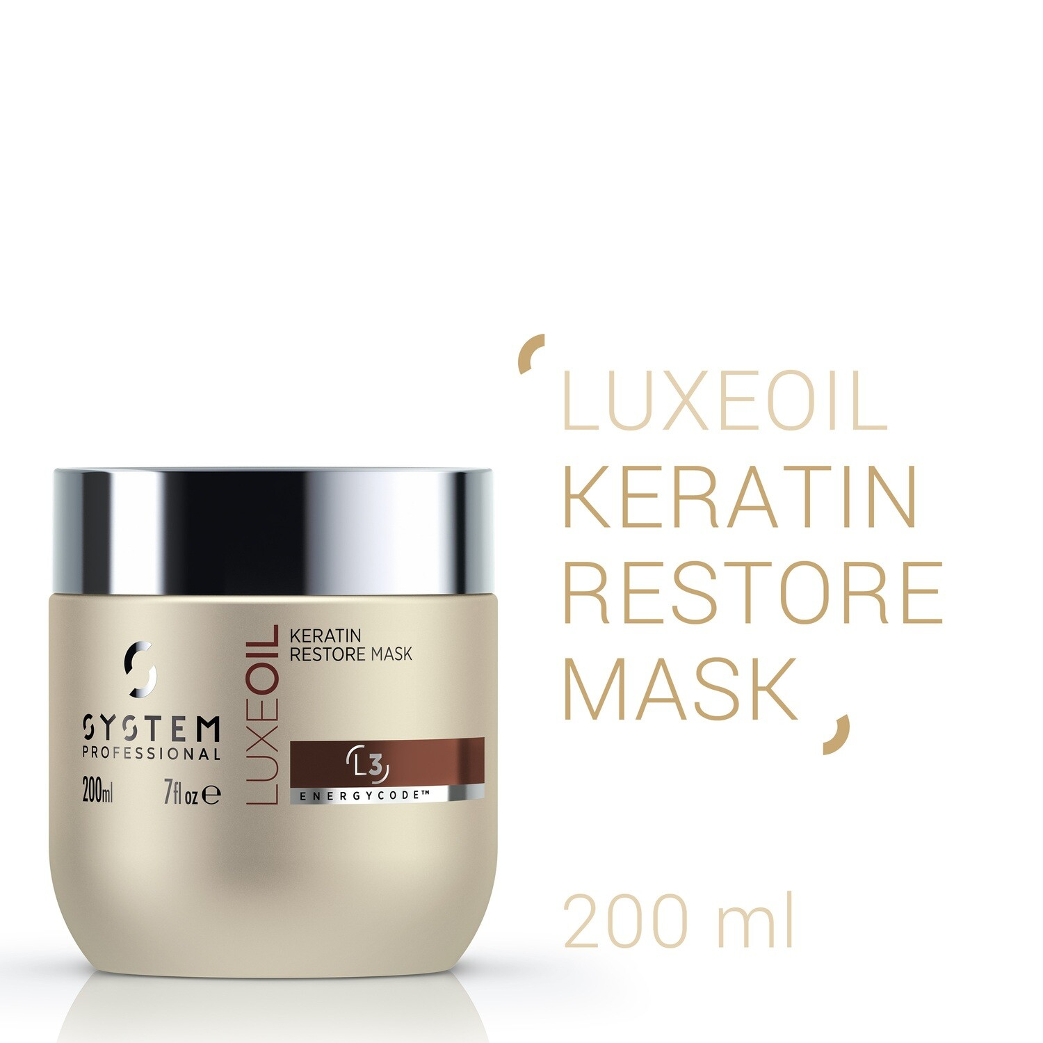 SP LUXE OIL MASK