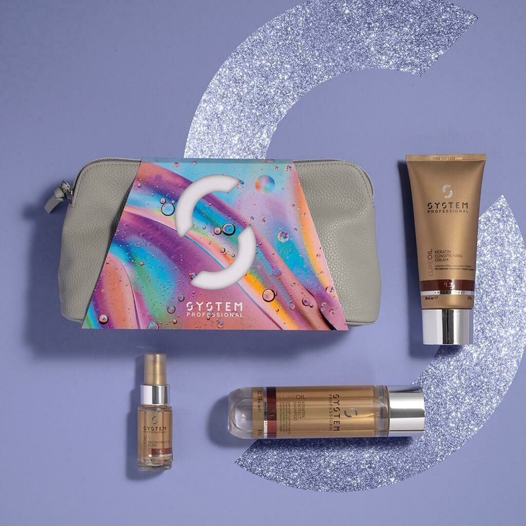 SP LUXE OIL GIFT SET
