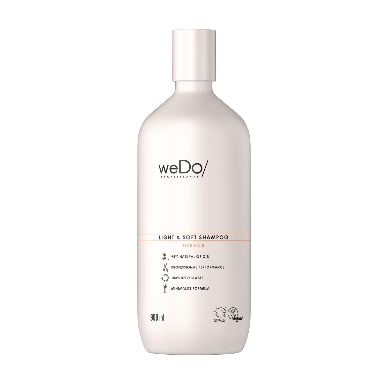 weDO LIGHT & SOFT Shampoo & Conditioner