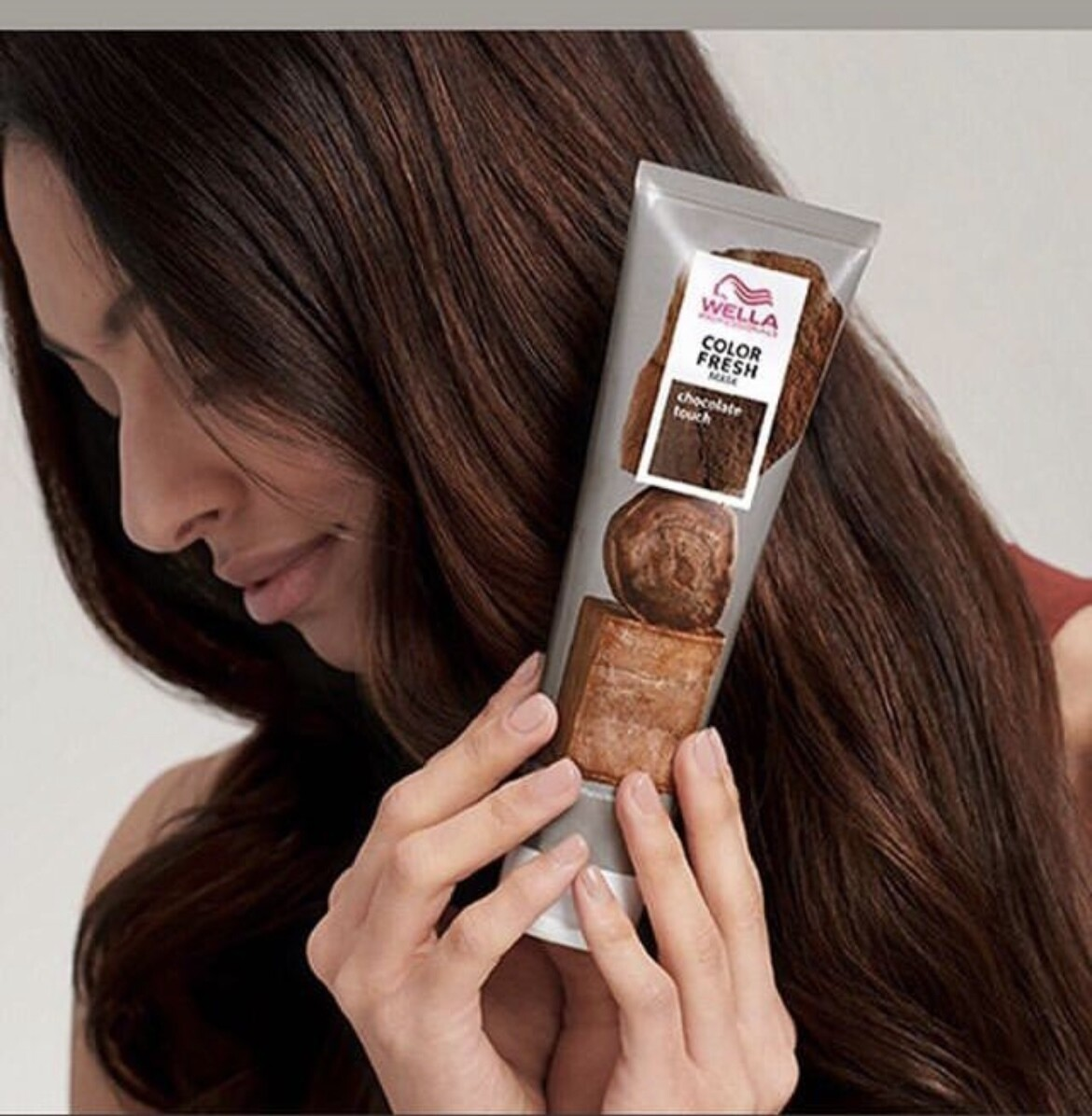 COLOUR FRESH MASK Chocolate Touch