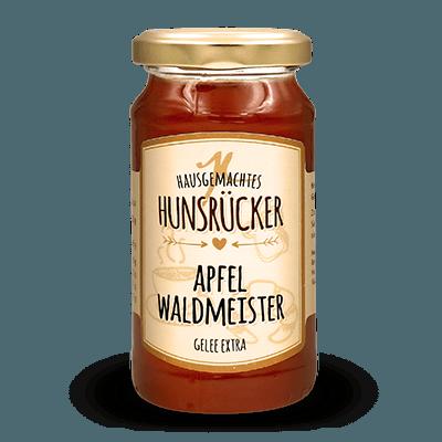 Apfel-Waldmeister Gelee