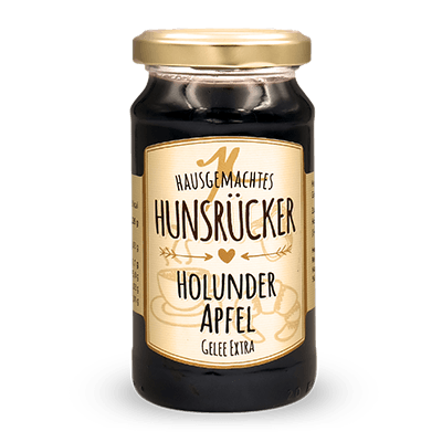 Holunder-Apfel Gelee