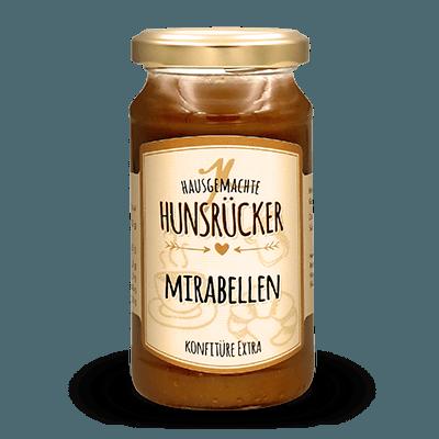 Mirabellen Fruchtaufstrich