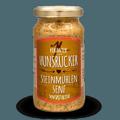 Steinmühlensenf Pikant