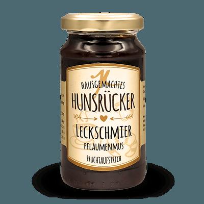 Hunsrücker Pflaumenmus – Leckschmier