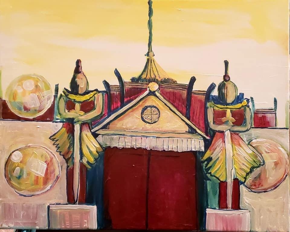 Digital Download Temple