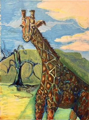 Digital Download Giraffe