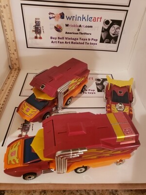 Transformers Rodamus Primes lot