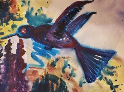 Feast of the Hummingbird