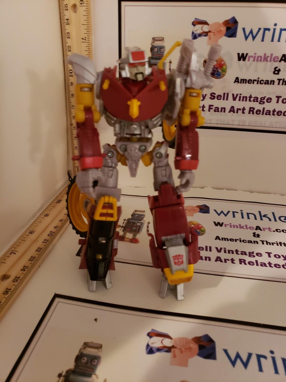 Transformers Autobot