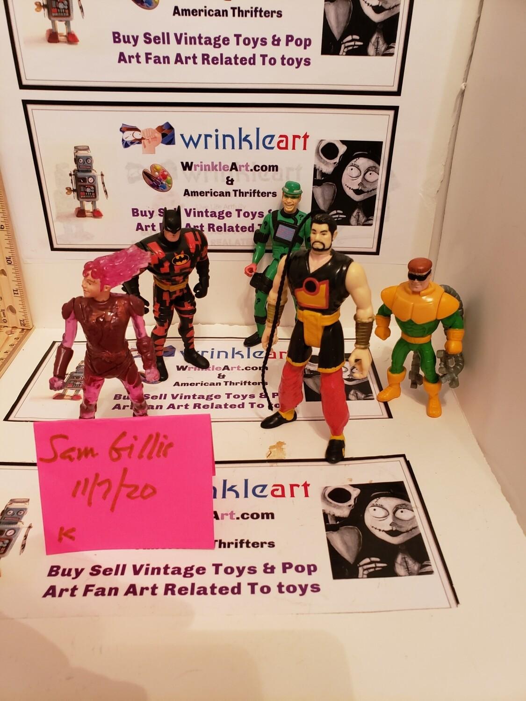 DC Marvel Mix Lot