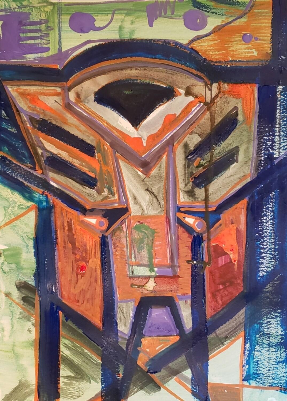 Transformers Autobot Fan Art