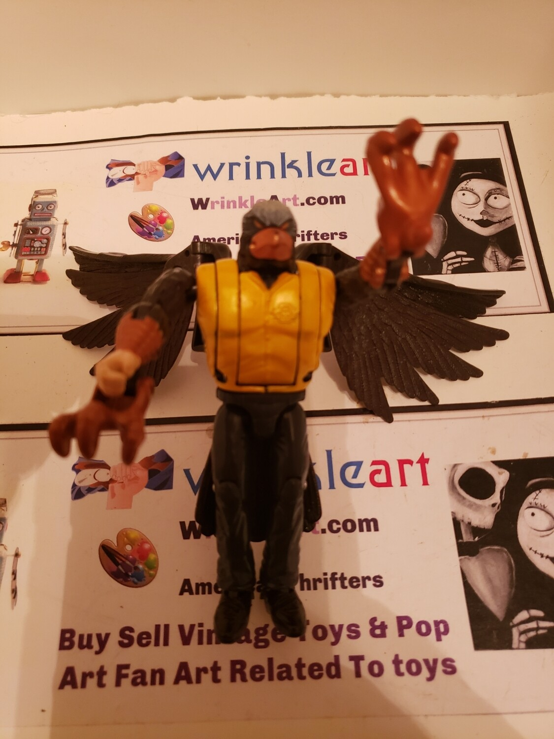 Action Figure from Legion