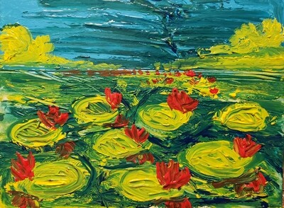 Lilly Pond 2