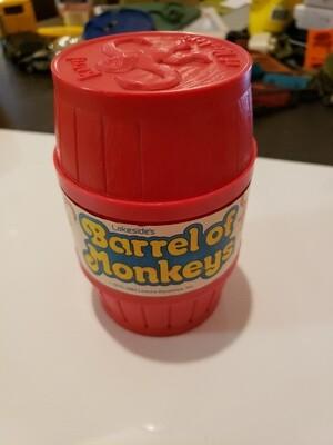 Barrel of Monkeys (Missing Two Monkeys)