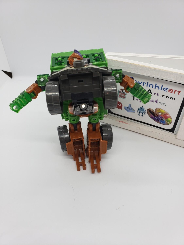 Transformers Longhaul