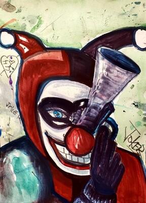 Harley Quinn Digital Download