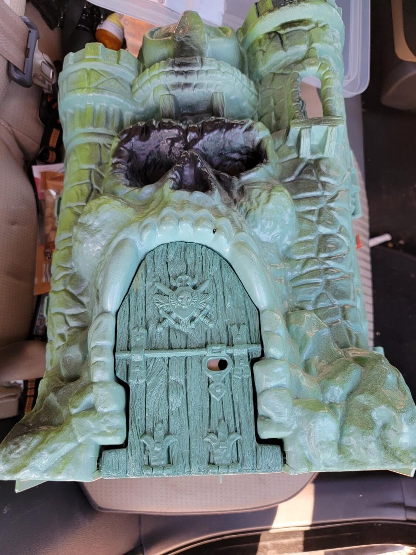 MOTU Castle GreySkull