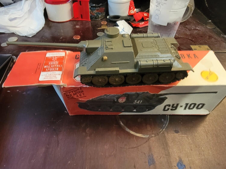 Tank diecast