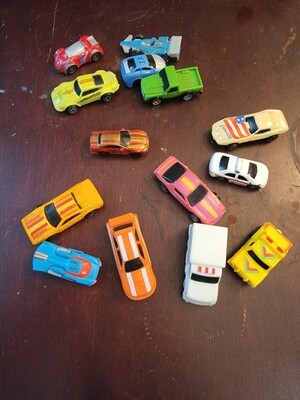 Micro Machines and others lot