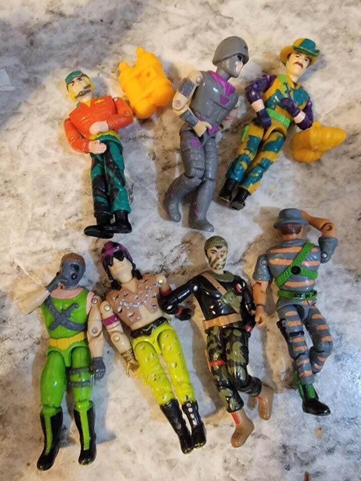 Misc Action Figures