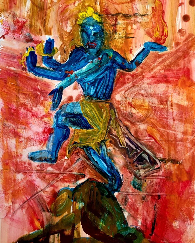 Indian God of War