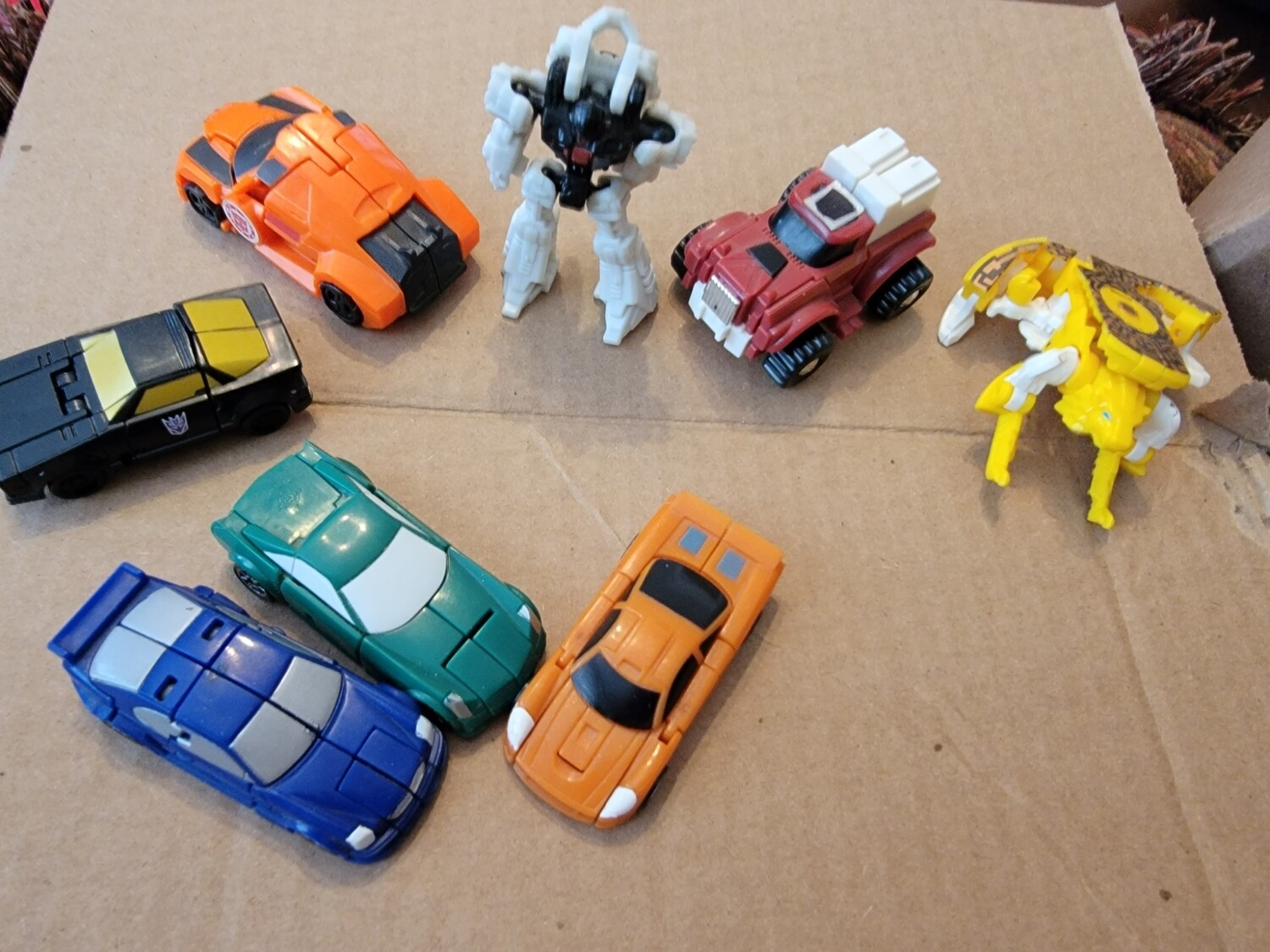 Transformers Lot of Minis