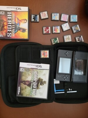 Nintendo DS Lot