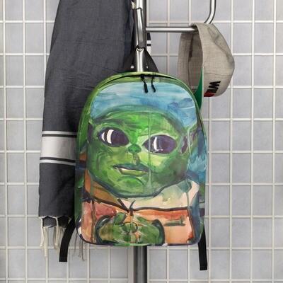 Minimalist Backpack