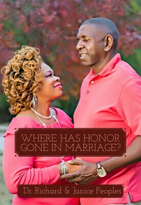 Where Has Honor Gone In Marriage?