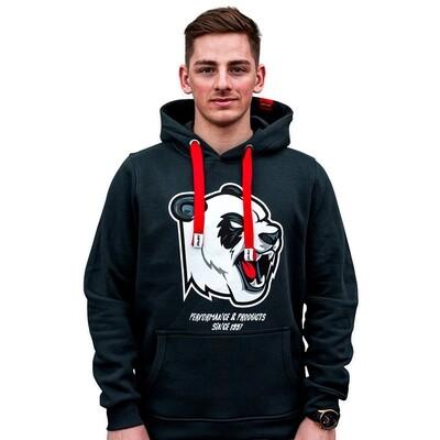 Hoodie | Angry Panda