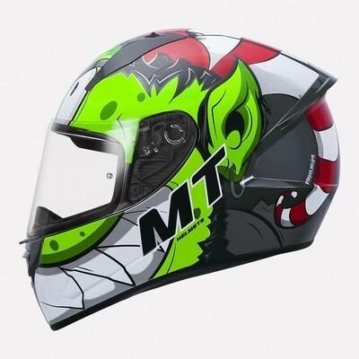 MT Stinger B Melkor Helmet Green